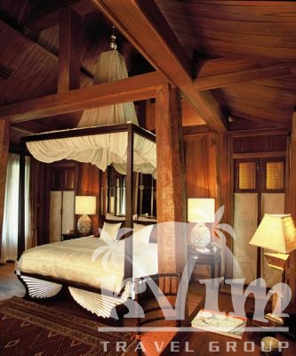 Grand Deluxe Villa with Pool - Bedroom