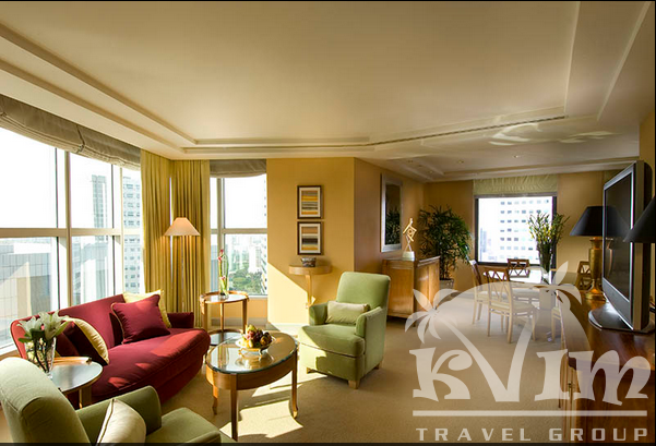 Exceutive Suite - Living Space