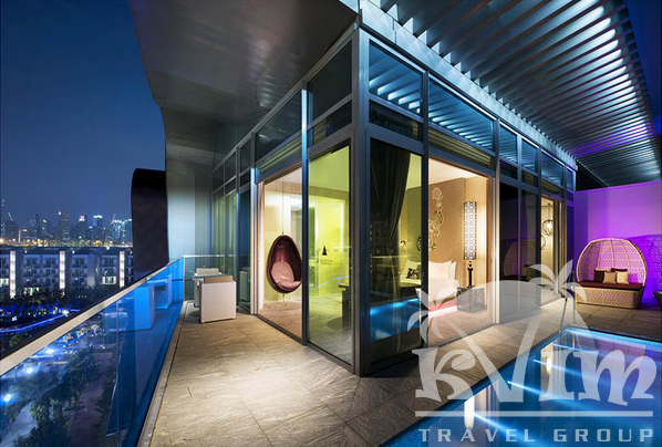 WOW Suite - Plunge Pool Balcony Pool