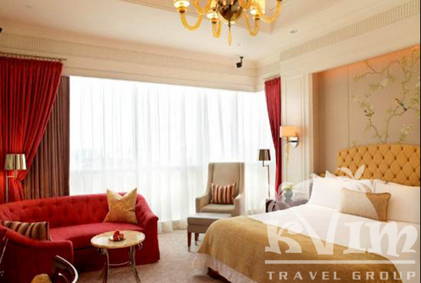 The St. Regis Singapore - Grand Deluxe Room (King Bed)