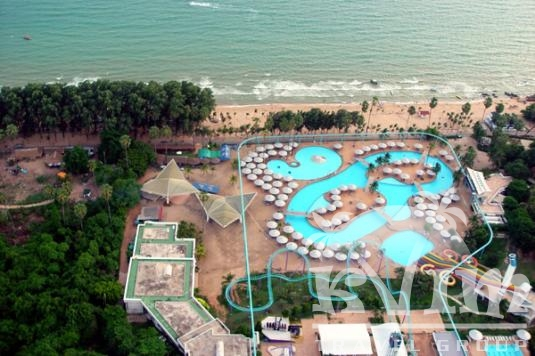 Pattaya Park Beach Hotel