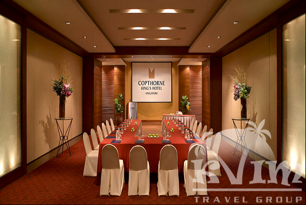 Copthorne King's Hotel Singapore - Meeting Set Up