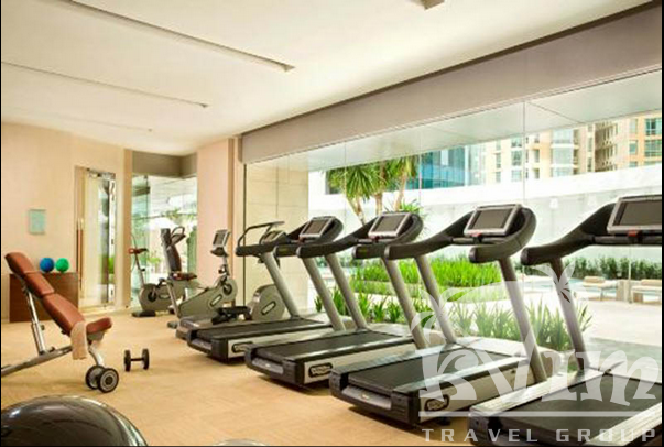 The St. Regis Singapore - Fitness Centre