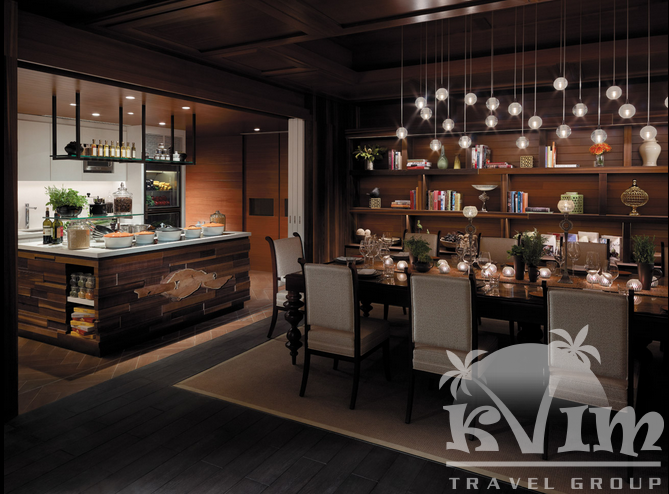The Waterfall – Private Dining Room