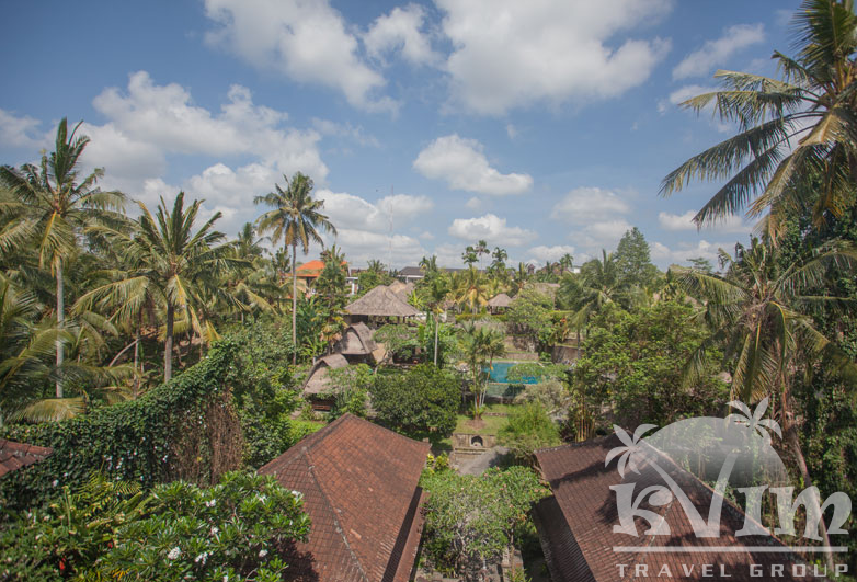 PERTIWI RESORT FROM ABOVE
