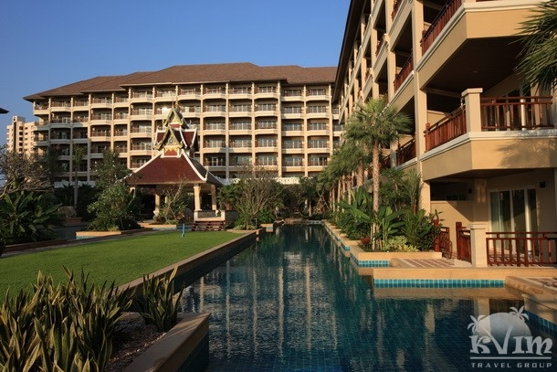 Grand Heritage Beach Resort & Spa, Pattaya
