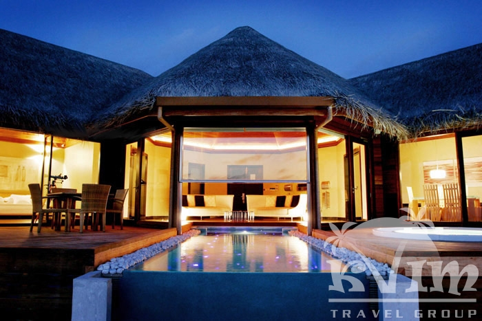Deluxe Beach Bunagalow with Plunge Pool