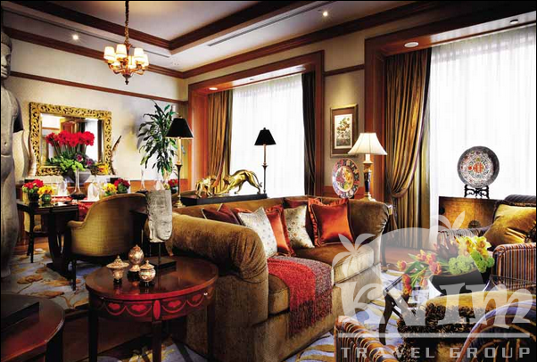 Governor Suite Living&Dining Room