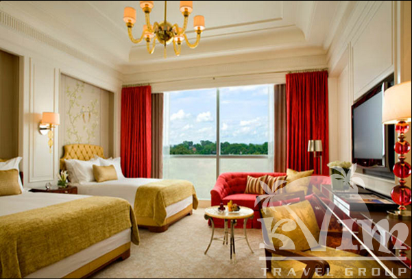 The St. Regis Singapore - Grand Deluxe Room (Twin Beds)