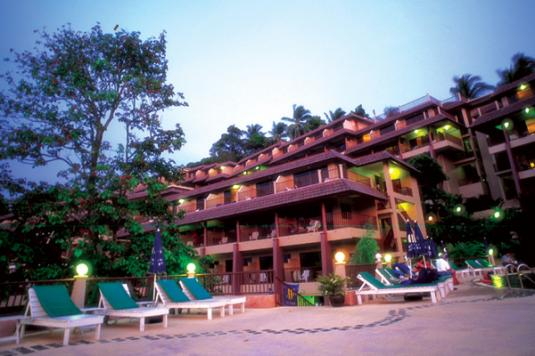 Chanalai Garden Resort (ex.Tropical Garden Resort)